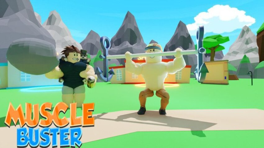 All New Roblox Muscle Buster Codes