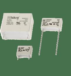 polypropylene film capacitors knb2520 rfi class y2  [ 1063 x 800 Pixel ]