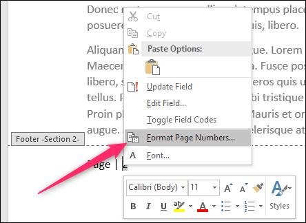 Cómo Trabajar Con Números De Página En Microsoft Word Islabit
