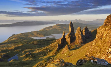 la peninsula de trotTernish