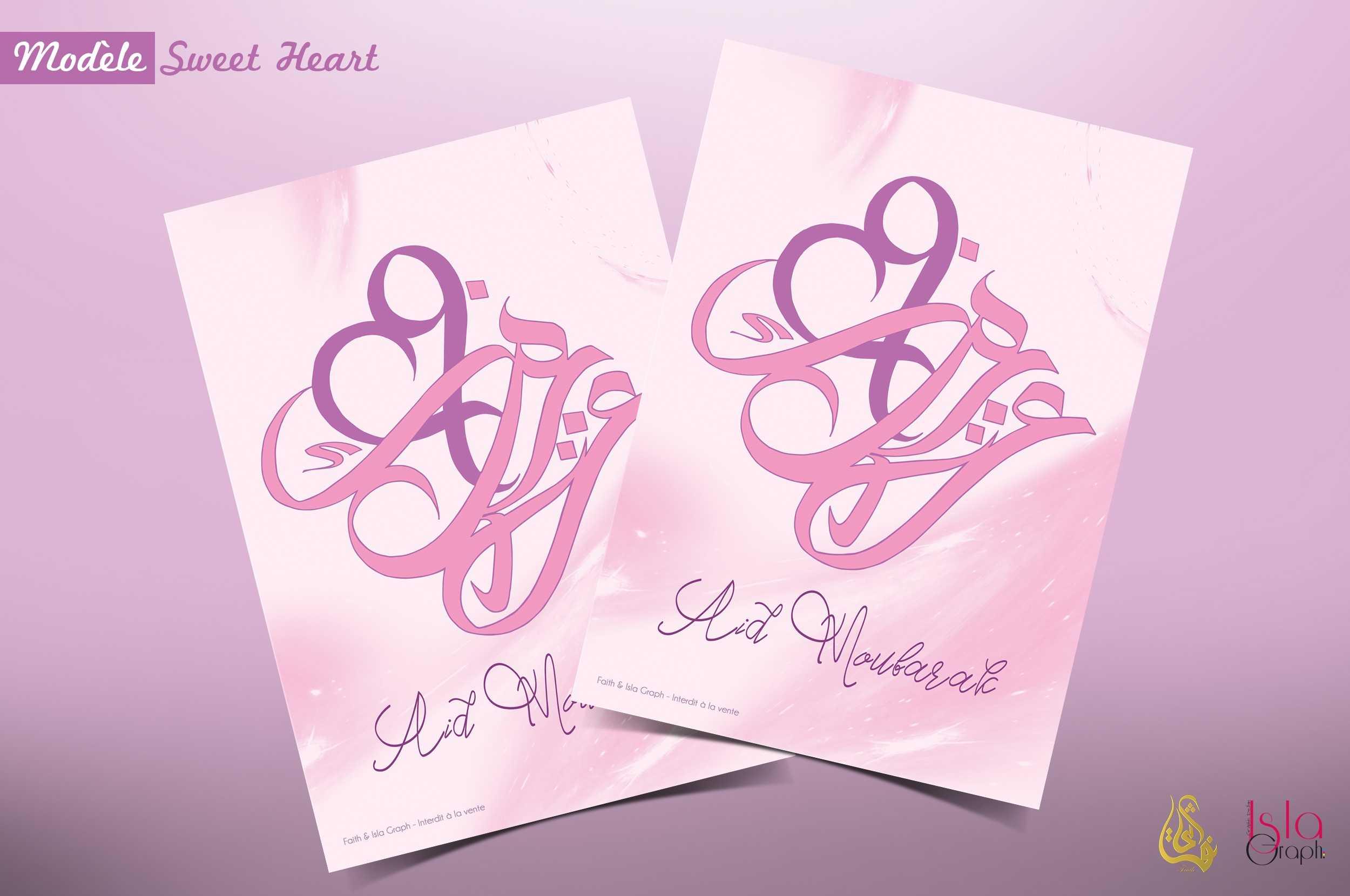 Aid : Modèle Sweet Heart