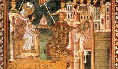 Conversion de Constantin et christianisation de l'empire romain