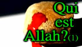 Qui est Allah ? L'auteur du mal…