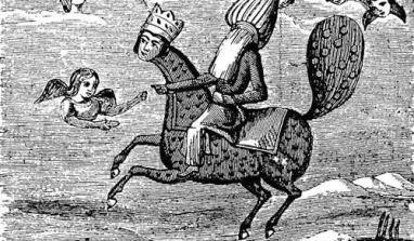 Mahomet et Jérusalem