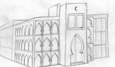 Pétition contre la construction d'une mosquée à Courbevoie sur un terrain communal