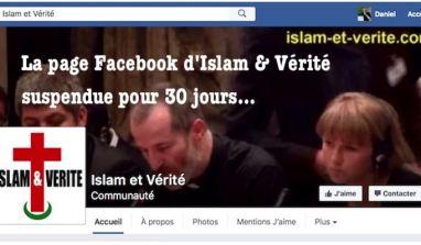 La page FB de l'abbé Pagès de nouveau suspendue pour 30 jours