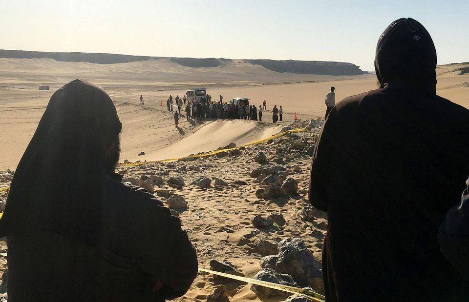 Et voici comment sont morts les Coptes assassinés dans le Sinaï le 26 mai 2017…