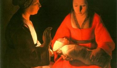 Homélie pour le jour de Noël