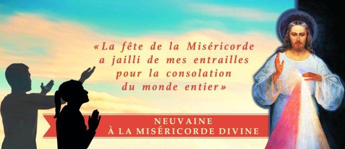 Prédication de l'Abbé Pagès pour la Fête de la Miséricorde divine à la paroisse de la Sainte Trinité à Lyon le 08.04.18