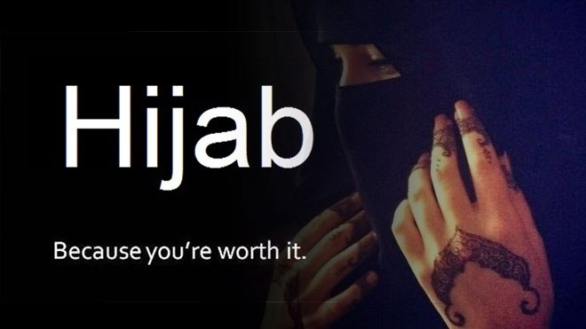Hijab is my obedience to Allah