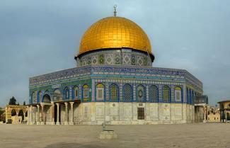 Al-Aqsa-Jerusalem-Palestine