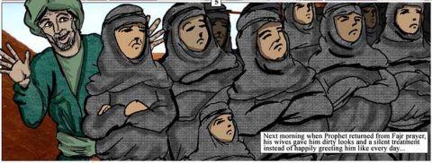 muhammad-wives-hafsa-maria