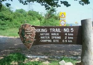 Hiking Trail 5 Islamabad