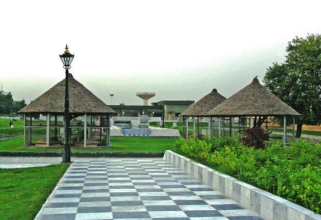 Jinnah Park in Rawalpindi