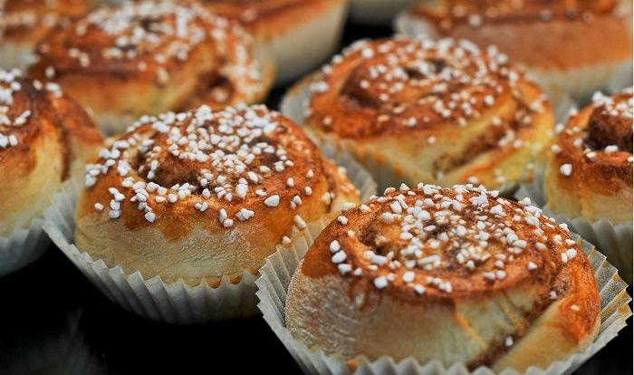swedish embassy shares cinnamon