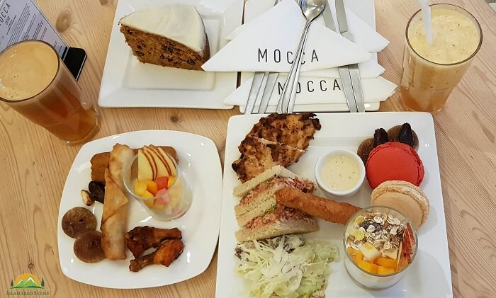 Mocca Iftar review Islamabad Scene