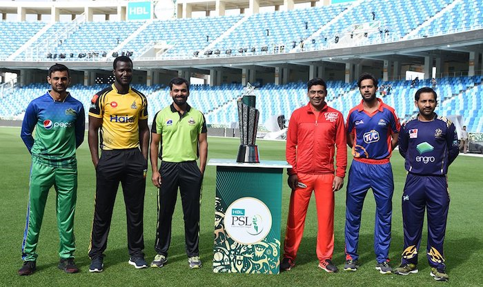 Get ready for PSL 2019 beginning today in Dubai