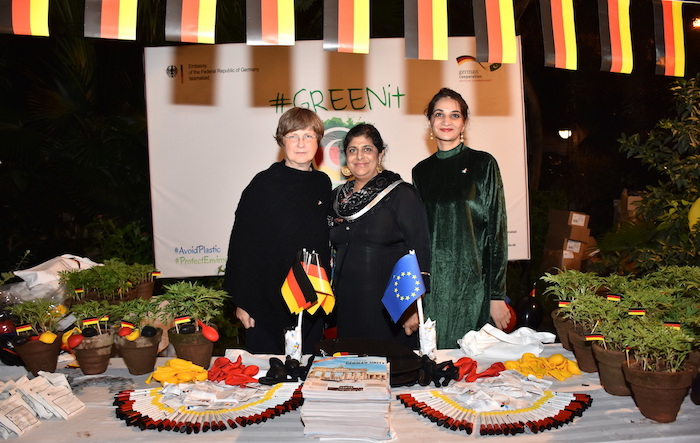 German Unity Day celebrated in Islamabad