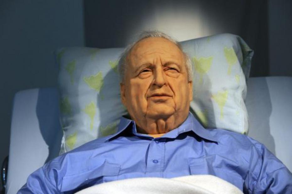 VIDEO Le boucher Ariel Sharon est mort