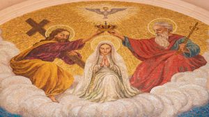 Is God: Jesus, Jesus and Mary, a third of three or the Clergy in Christianity according to the Qur'an?