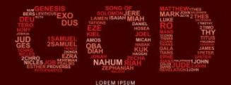 God's Names In The Bible