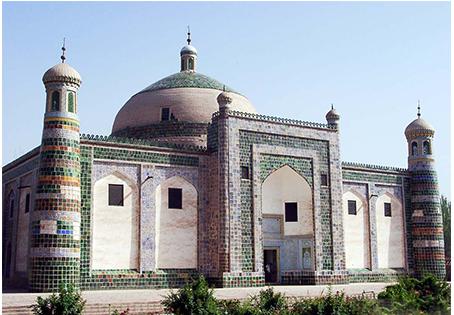 Hui Shen Mosque, China