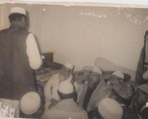 তাহের শাহ, ইসলামী ফ্রন্ট, ইসলামিক ফ্রন্ট