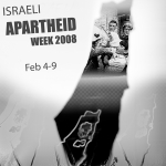 Photo of Israeli Apartheid Week a Success