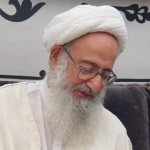 Photo of Ayatollah Sadeqi Tehrani Departs to the Almighty