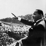 Photo of Dr. King's Struggle Lives On