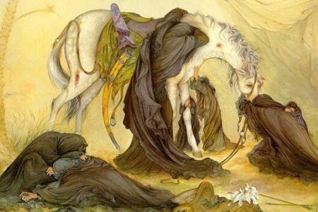 Muharram Night 6: The Forlorn Lady