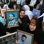 Photo of Palestinian Prisoners and their Names for a Change