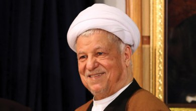 Photo of Ayatollah Rafsanjani Returns To His Lord
