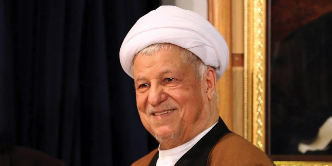 Ayatollah Rafsanjani Returns To His Lord