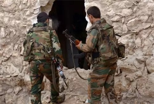 Syrian Army Kills Large Groups of Terrorists in Several Provinces