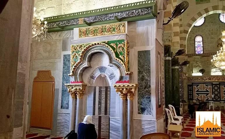MihrabeZakariyyah  Islamic Landmarks