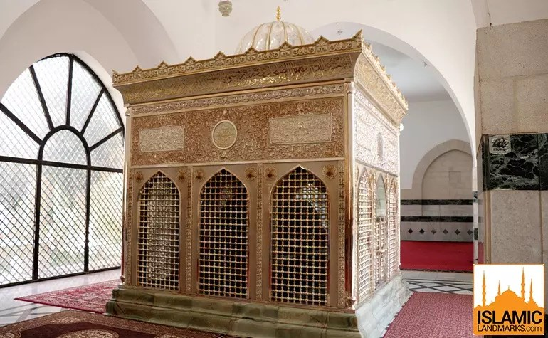 Tomb of Jafar (may Allah be pleased with him)