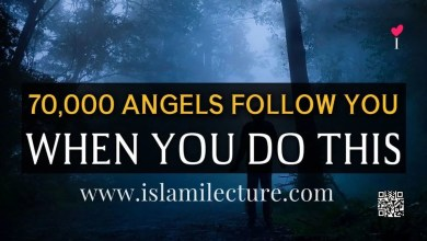 Angels Follow You When You Do This - Islami Lecture