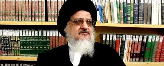 Im Gespräch mit Ayatollah Seyyed Ali Milani