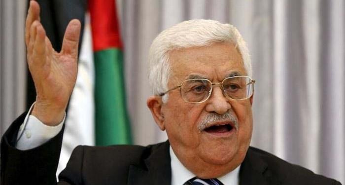 Presiden Palestina,Mahmoud Abbas  Foto: Al Jazeera