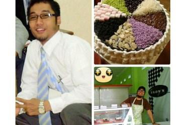 Kisah Hijrah Pedagang Brownis yang Bikin Hati Teriris 1 Riba