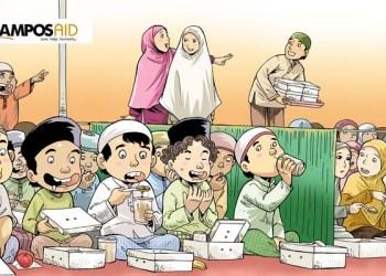 Laporan Donasi Ramadhan IslamposAid 'Berbagi Ta'jil' Ke-5 5