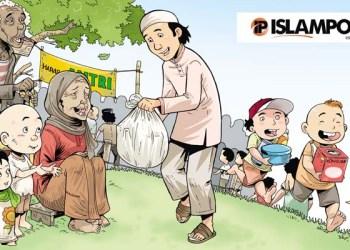 Yuk #DonasiRamadhan IslamposAid, Berbagi Paket Lebaran untuk Dhuafa 1