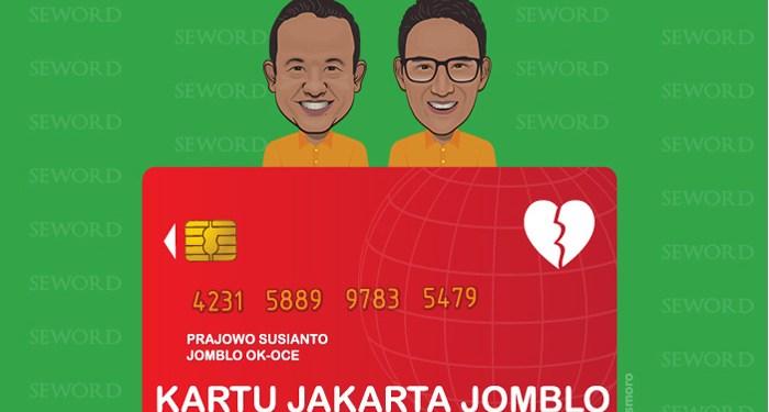 Kartu Jakarta Jomblo