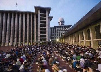 Masjid Istiqlal. Foto: Aktual