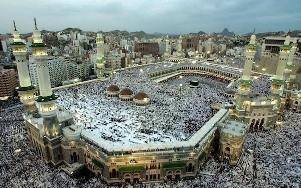 Foto: Masjidil Haram
