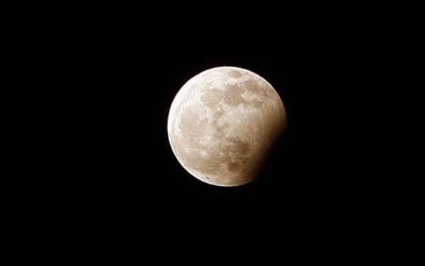 Ilustrasi Gerhana Bulan. Foto: kalastro.id