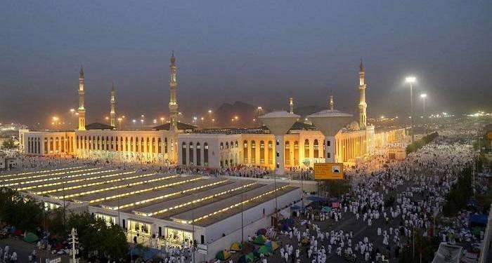 Masjidil Haram di Makkah. Foto: Memo