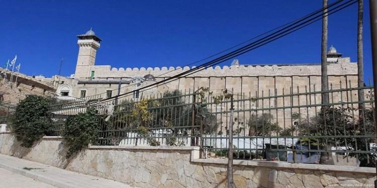 Foto: Masjid Ibrahim Hebron