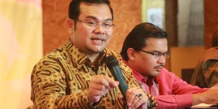 Direktur Pusdikham Uhamka, Dr. Maneger Nasution   Foto:Rhio/Islampos